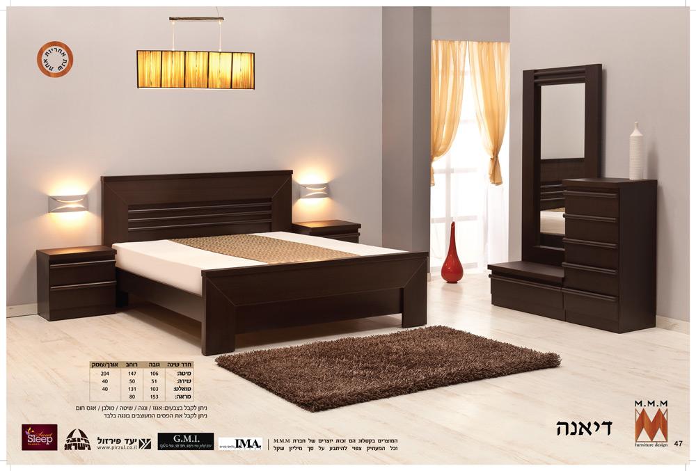 Комплект спальни Диана