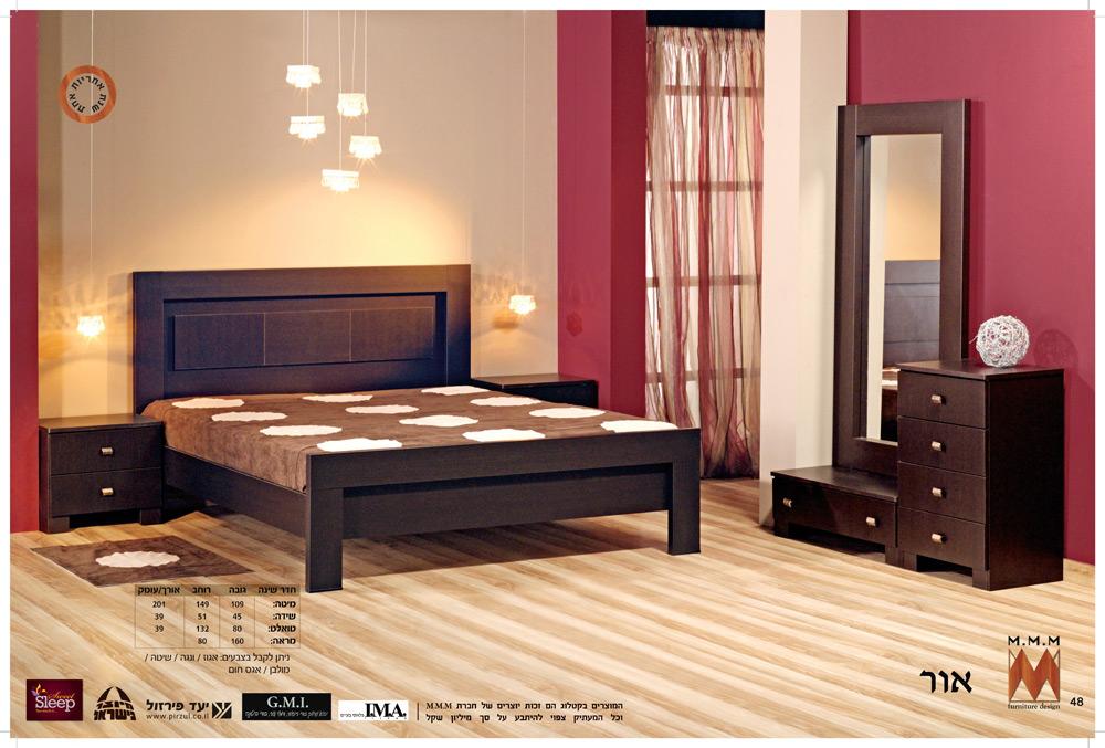 Комплект мебели для спальни Ор
