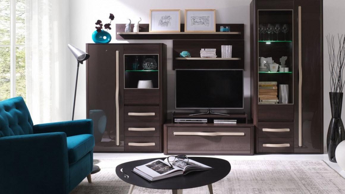 мебель в гостиную модель BRONX
