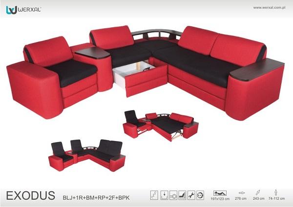 Система мебели Exodus
