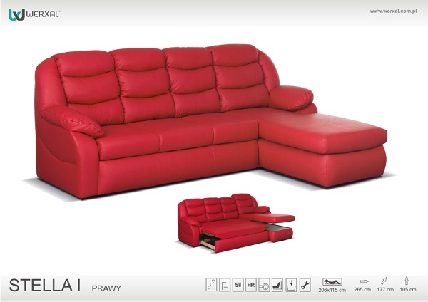 Система мягкой мебели Stella
